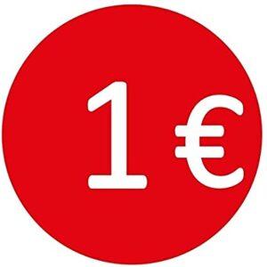 1 TUTTO A 1 EURO