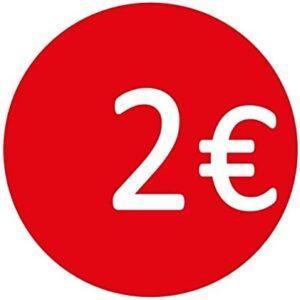 2 TUTTO A 2 EURO