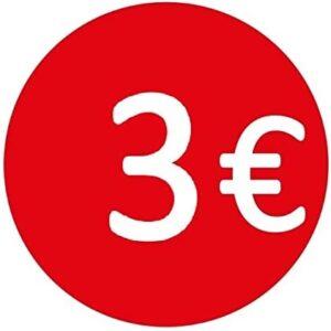3 TUTTO A 3 EURO