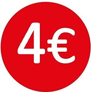 4 TUTTO A 4 EURO